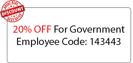 Government Employee Coupon - Locksmith at Flushing, NY - Flushing Queens Locksmith