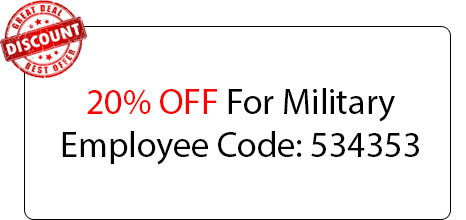 Military Employee Coupon - Locksmith at Flushing, NY - Flushing Queens Locksmith